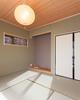 岡崎市注文住宅 A様邸 客間として利用できる独立した和室。