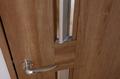 名古屋市リノベーション 実例A 湿気がこもりやすいといわれるマンションに効果的なドアの通気口。