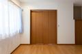 和室は扉で区切ることもできるのでプライベート空間も確保できます。